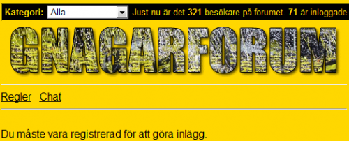 Gnagarforum