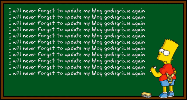 Bart Blackboard
