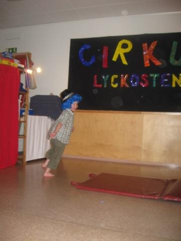 Lilleman cirkusclown