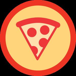 Pizza Badge - Foursquare
