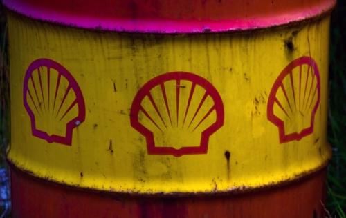 Oljefat Shell