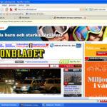 Aftonbladet 2008