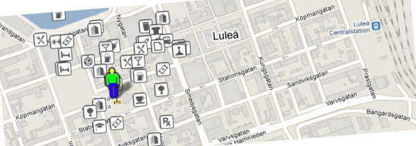 Luleå Foursquare