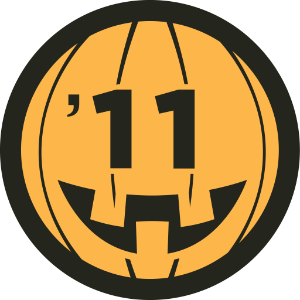 Halloween badge 2011