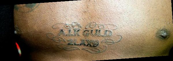 Guld 2LAX9 Mutumba