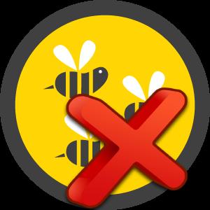 no swarm badge