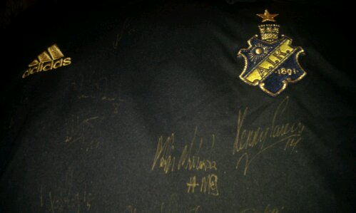 AIK-tröja